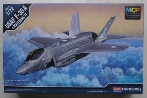 ACADEMY 1/72 12507 USAF F-35A LIGHTNING II
