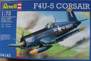 REVELL 1/72 04143 F4U-5 CORSAIR