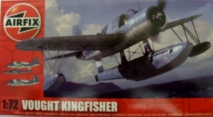 AIRFIX 1/72 02021 VOUGHT KINGFISHER