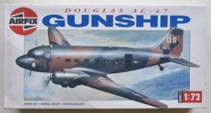 AIRFIX 1/72 05020 DOUGLAS AC-47 GUNSHIP