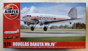 AIRFIX 1/72 08015 DOUGLAS DAKOTA Mk.IV