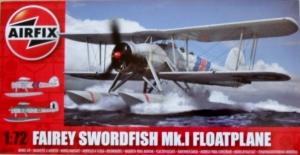 AIRFIX 1/72 05006 FAIREY SWORDFISH Mk.I FLOATPLANE