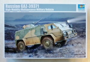 TRUMPETER 1/35 05594 RUSSIAN GAZ-39371 HIGH MOBILITY MULTIPURPOSE MILITARY VEHICLE