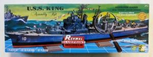 RENWAL 1/500 0603 U.S.S. KING