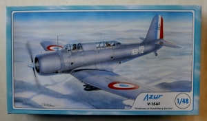 AZUR 1/48 A084 V-156F VINDICATOR IN FRENCH NAVY SERVICE