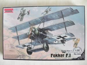 RODEN 1/32 605 FOKKER F.I