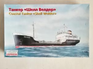 EASTERN EXPRESS  40004 COASTAL TANKER SHELL WELDER 1/130