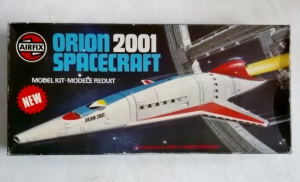 AIRFIX  05171 ORION 2001 SPACECRAFT