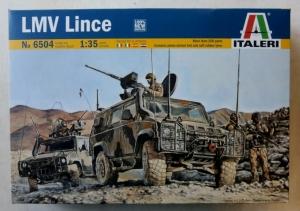 ITALERI 1/35 6504 LMV LINCE