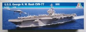 ITALERI 1/720 5534 USS GEORGE H W BUSH CVN-77