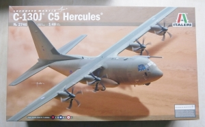ITALERI 1/48 2746 C-130J C5 HERCULES  UK SALE ONLY
