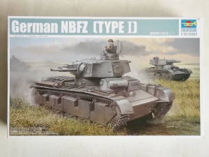 TRUMPETER 1/35 05527 GERMAN NbFz  TYPE I