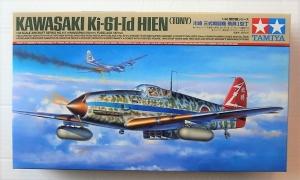 TAMIYA 1/48 61115 KAWASAKI Ki-61-Id HEIN TONY