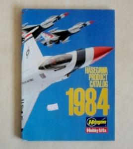 HASEGAWA  HASEGAWA 1984