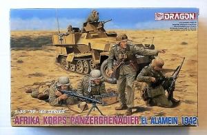 DRAGON 1/35 6389 AFRIKA KORPS PANZERGRENADIER EL ALAMEIN 1942