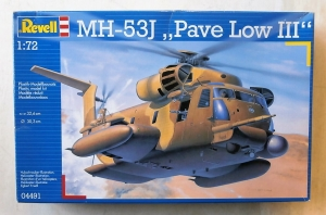 REVELL 1/72 04491 MH-53J PAVE LOW III