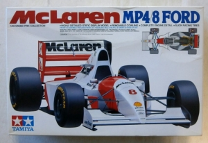 TAMIYA 1/20 20039 McLAREN MP4/8 FORD