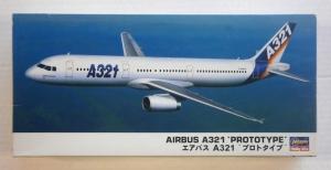 HASEGAWA 1/200 10648 AIRBUS A321 PROTOTYPE