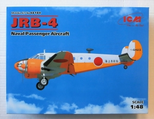 ICM 1/48 48184 JRB-4 NAVAL PASSENGER AIRCRAFT