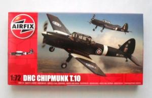 AIRFIX 1/72 01054 DH CHIPMUNK T.10