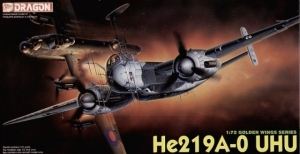 DRAGON 1/72 5005 HEINKEL He 219 A-0