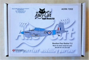 ALLEY CAT 1/72 7202 BOULTON PAUL BALLIOL T.2