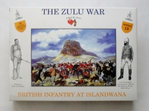 CALL TO ARMS 1/32 15 BRITISH INFANTRY AT ISANDLWANA