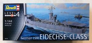 REVELL 1/144 05139 GERMAN LSM EIDECHSE CLASS
