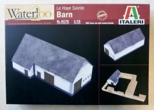 ITALERI 1/72 6175 LA HAYE SAINTE BARN