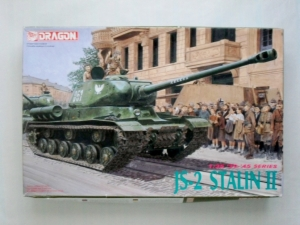 DRAGON 1/35 6012 JS-2 STALIN II