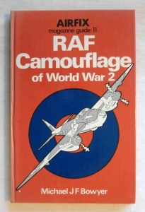 AIRFIX GUIDES  11. RAF CAMOUFLAGE OF WORLD WAR 2
