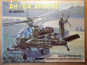 SQUADRON/SIGNAL AIRCRAFT IN ACTION  1095. AH-64 APACHE
