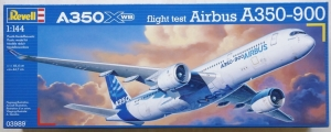 REVELL 1/144 03989 AIRBUS A350-900 TEST FLIGHT
