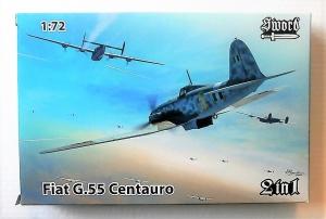 SWORD 1/72 72104 FIAT G.55 CENTAURO