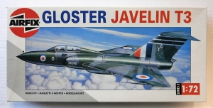 AIRFIX 1/72 04042 GLOSTER JAVELIN T3