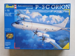 REVELL 1/72 04638 P-3C ORION