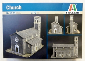ITALERI 1/72 6174 CHURCH