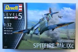 REVELL 1/32 03927 SUPERMARINE SPITFIRE Mk.IXc