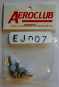 AEROCLUB 1/72 EJ007 Mk.10 EJECTION SEATS