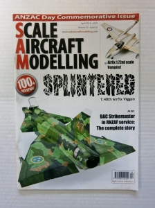 SCALE AIRCRAFT MODELLING  SAM VOLUME 35 ISSUE 02