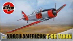 AIRFIX 1/72 03066 NORTH AMERICAN T-6G TEXAN