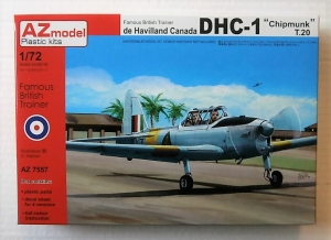 AZ MODEL 1/72 7557 DHC-1 CHIPMUNK T.20