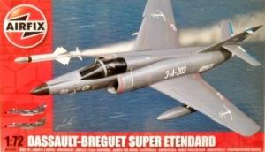 AIRFIX 1/72 03060 DASSAULT-BREGUET SUPER ETENDARD