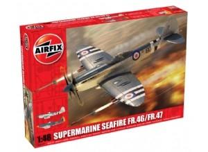 AIRFIX 1/48 06103 SUPERMARINE SEAFIRE FR.46/FR.47