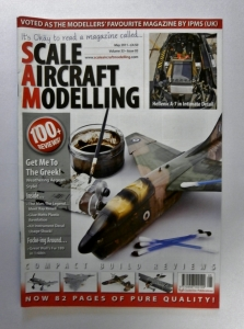 SCALE AIRCRAFT MODELLING  SAM VOLUME 33 ISSUE 03