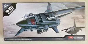 ACADEMY 1/72 12445 MIKOYAN MiG-23S FLOGGER