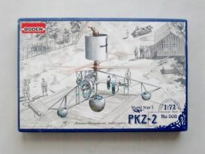 RODEN 1/72 008 PKZ-2