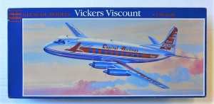 GLENCOE 1/96 05501 VICKERS VISCOUNT CAPITAL AIRLINES