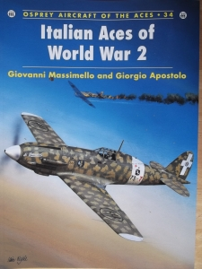 AIRCRAFT OF THE ACES  034. ITALIAN ACES OF WORLD WAR 2