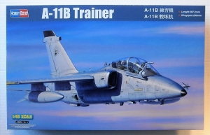HOBBYBOSS 1/48 81743 A-11B TRAINER